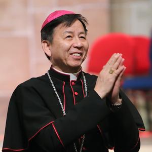 韓大輝總主教
